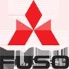Logo MITSUBISHI FUSO
