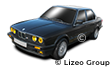 BMW 3 Series (E30) Saloon photo