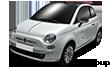 FIAT 500 500 C resim