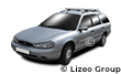 FORD Mondeo Mondeo II Estate resim