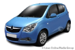 Photo OPEL Agila