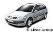 Photo RENAULT Megane Megane II Estate