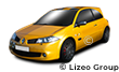 Photo RENAULT Megane Megane II RS F1 Team