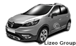 Photo RENAULT Scenic Scenic Xmod (Extend Grip)