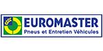 Logo vendeur de pneus Euromaster