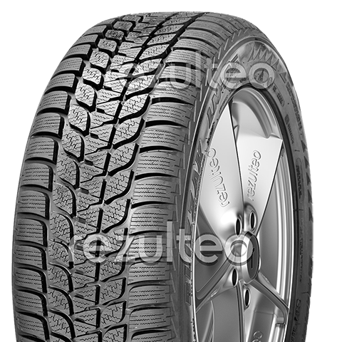Photo Bridgestone Blizzak LM25 205/55 R17 91V