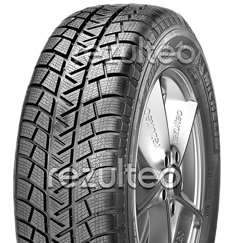 Photo Michelin Latitude Alpin 255/60 R18 112V