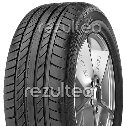 Photo Continental Conti4X4SportContact MO 235/50 R19 99V pour MERCEDES