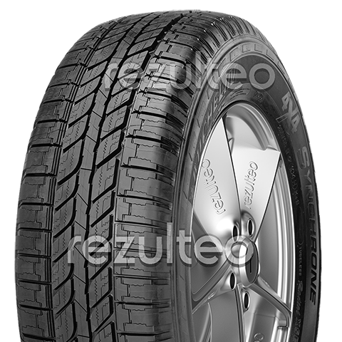 Foto Michelin 4X4 Synchrone