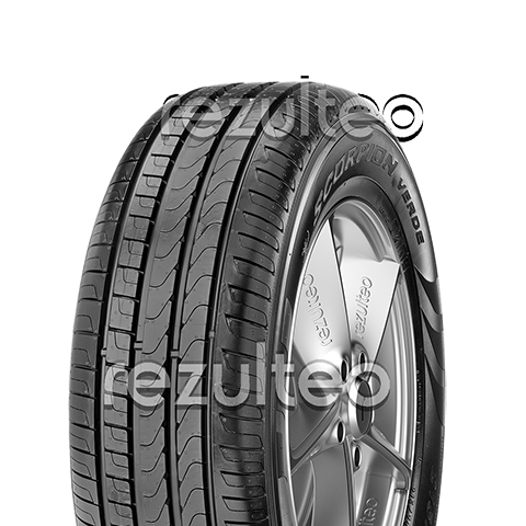 Photo Pirelli Scorpion Verde * Run Flat pour BMW