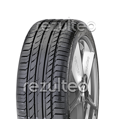 Photo Continental ContiSportContact 5 SUV 265/60 R18 110V