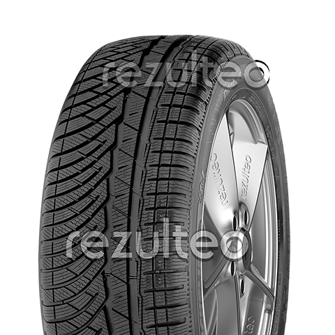 Photo Michelin Pilot Alpin Pa4 * ZP for BMW