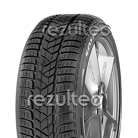 Photo Pirelli Winter Sottozero Serie 3 N2 pour PORSCHE