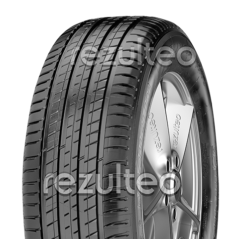 Photo Michelin Latitude Sport 3 * ZP pour BMW