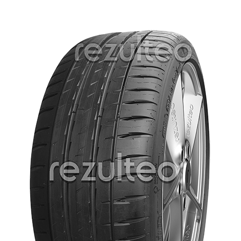 Michelin Pilot Sport 4 225/40 ZR18 92W photo