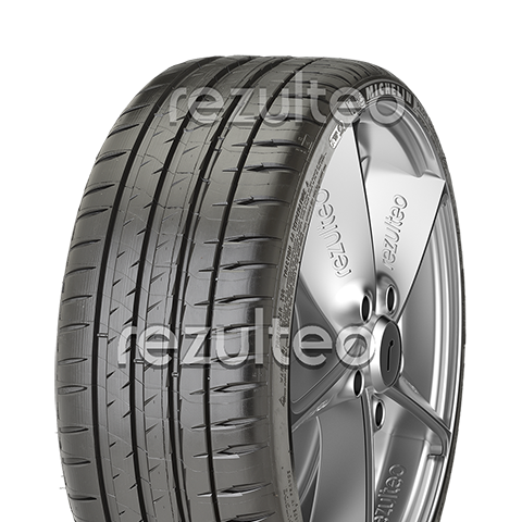 Photo Michelin Pilot Sport 4 S K2 pour FERRARI