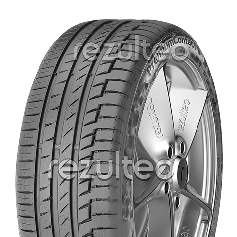 Photo Continental PremiumContact 6 255/55 R19 111V