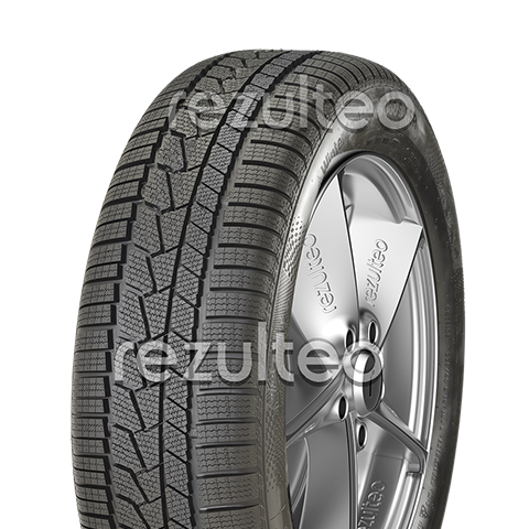Photo Continental WinterContact TS 860 S NF0 pour PORSCHE