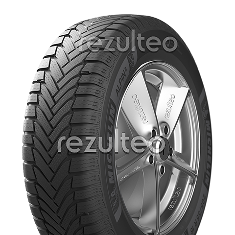 Photo Michelin Alpin 6 205/55 R17 95V