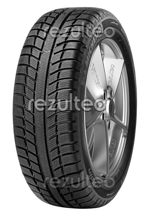 Michelin Alpin A3 resim