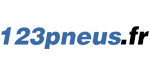 Logo vendeur de pneus 123pneus.fr à Beaumont-Hague