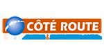 Logo vendeur de pneus Côté Route