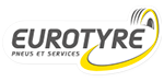 Logo vendeur de pneus Eurotyre