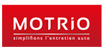 Logo vendeur de pneus Motrio à Antrain