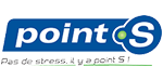 Logo vendeur de pneus Point S