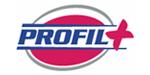 Logo vendeur de pneus Profil +