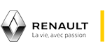Logo vendeur de pneus Renault à Orange