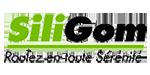 Logo vendeur de pneus Siligom