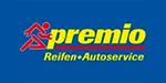 Logo Reifenhändler Premio