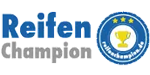 Logo Reifenhändler REIFEN CHAMPION