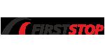Logo rivenditore di pneumatici First Stop