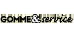 Logo rivenditore di pneumatici GOMME&service