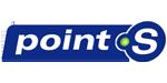 Logo rivenditore di pneumatici Point S
