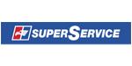 Logo rivenditore di pneumatici SuperService