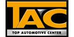 Logo rivenditore di pneumatici TAC