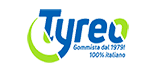 Logo rivenditore di pneumatici tyreo.com