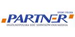Logo sprzedawcy sieci Partner Opony Polska