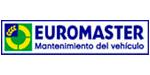Logo vendedor de neumáticos Euromaster