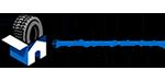 Logo vendedor de neumáticos La casa del neumatico