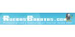 Logo vendedor de neumáticos RUEDASBARATAS