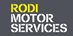 Logo vendedor de neumáticos Rodi Motor Services