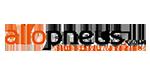 Logo vendedor de neumáticos allopneus.com