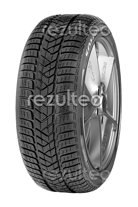 Zdjęcie Pirelli Winter Sottozero Serie 3 N0 dla PORSCHE