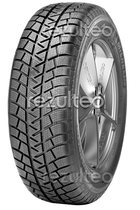 Foto Michelin Latitude Alpin