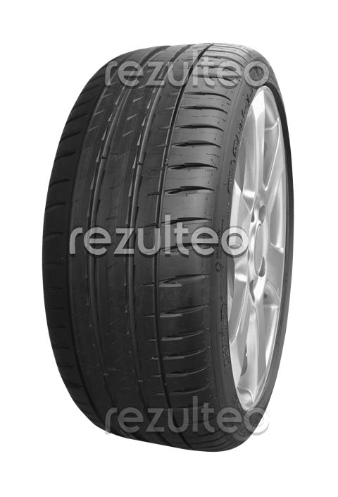 Foto Michelin Pilot Sport 4 AO Acoustic S1 255/45 R19 104Y per AUDI