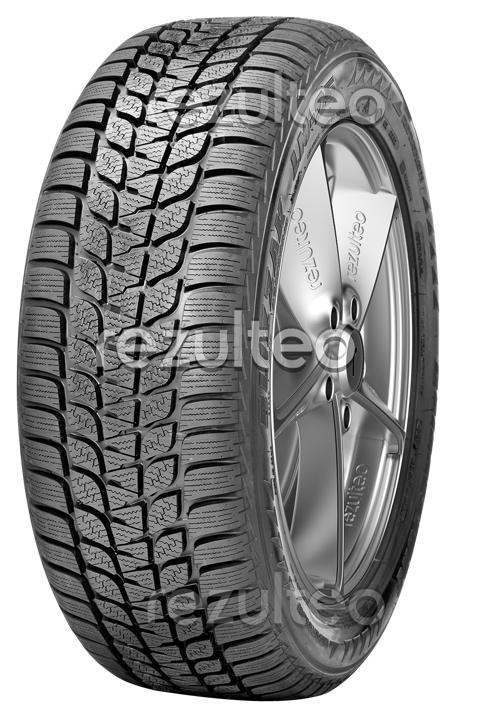 Photo Bridgestone Blizzak LM25 MO 195/60 R16 89H pour MERCEDES